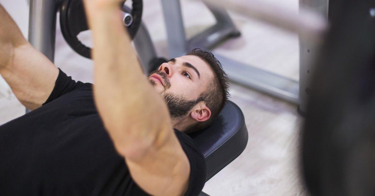 5-Day Bodybuilding Schedule for Men