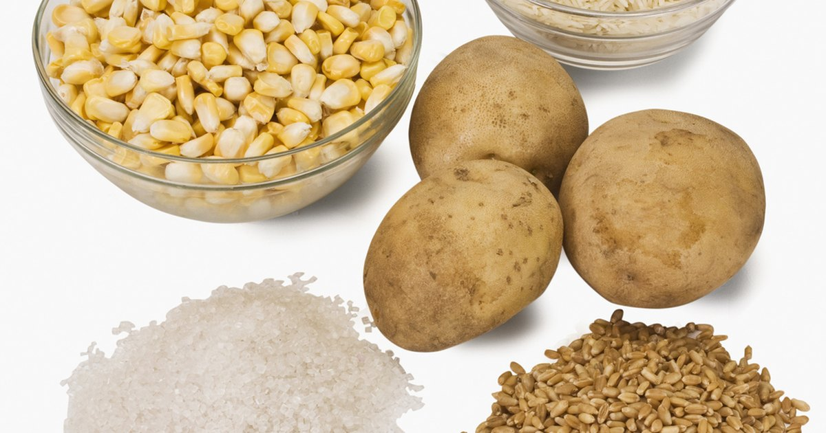 Carbohydrates in Rice Vs. Potatoes | LIVESTRONG.COM