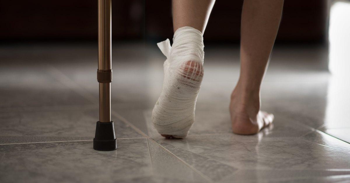 Heel Stress Fracture Symptoms Livestrong Com