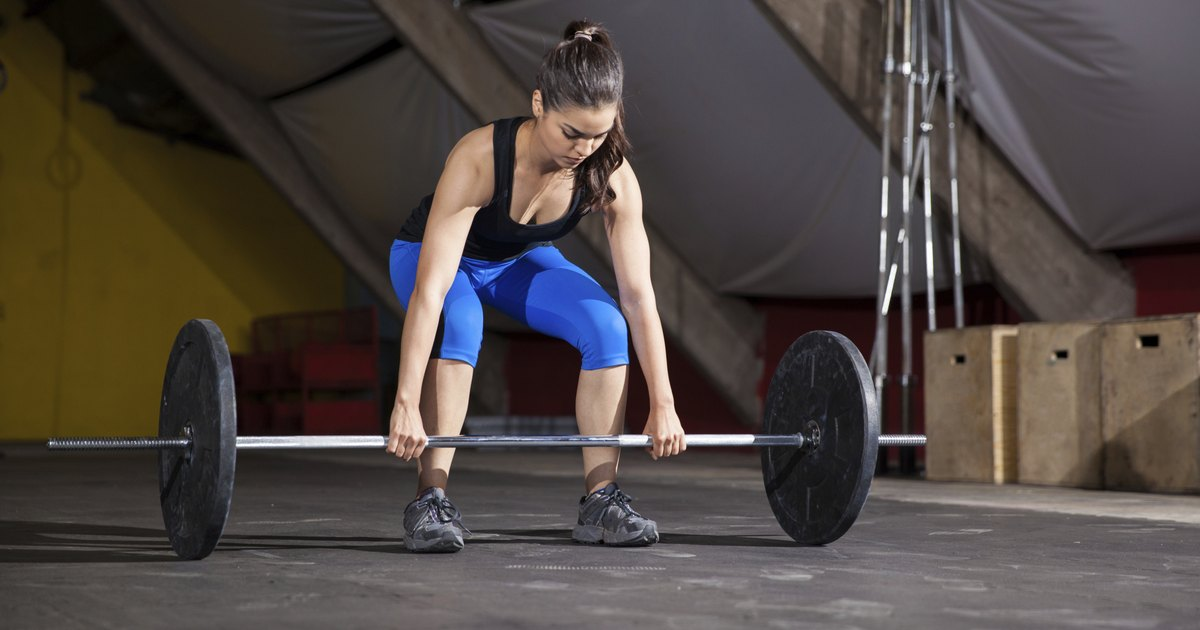Deadlift Vs. Squat Muscle | LIVESTRONG.COM
