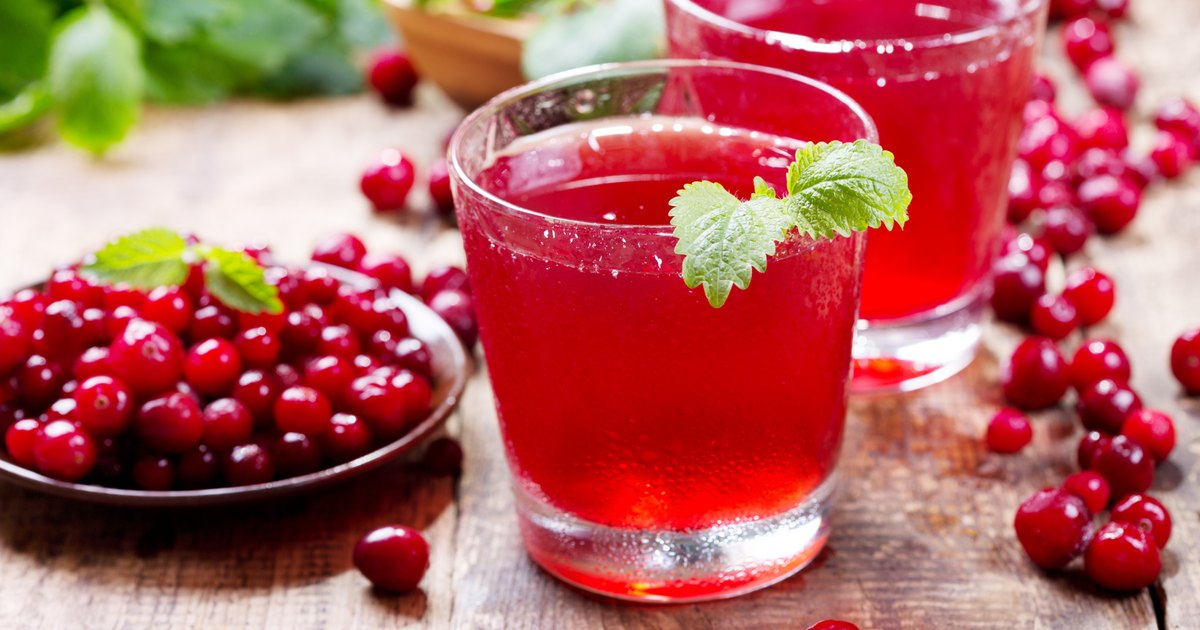 Food Recipes With Cranberry Juice