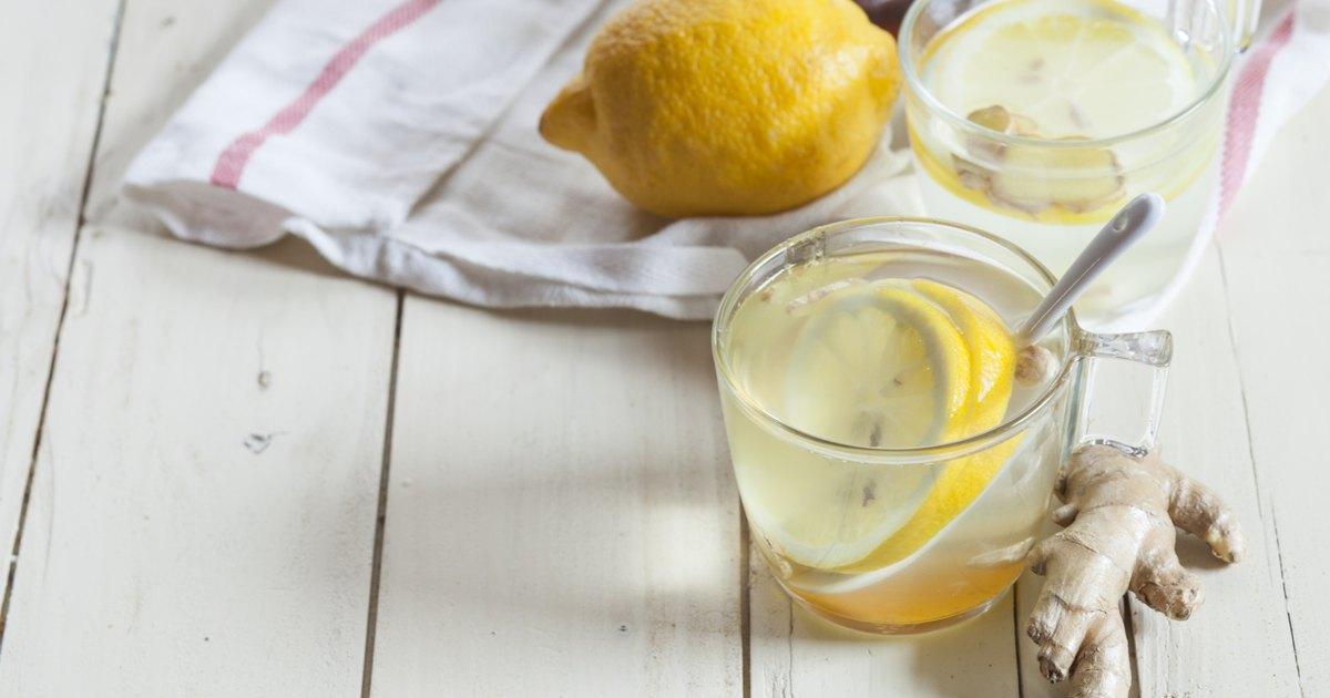Диета с помощью лимона