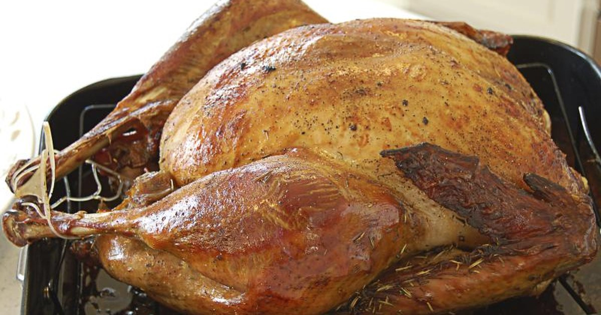 how long to cook a 13 pound turkey at 325