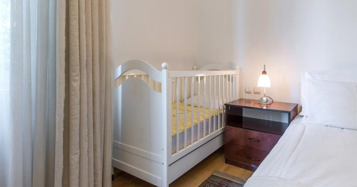How To Arrange A Master Bedroom To Include Crib Amp Baby