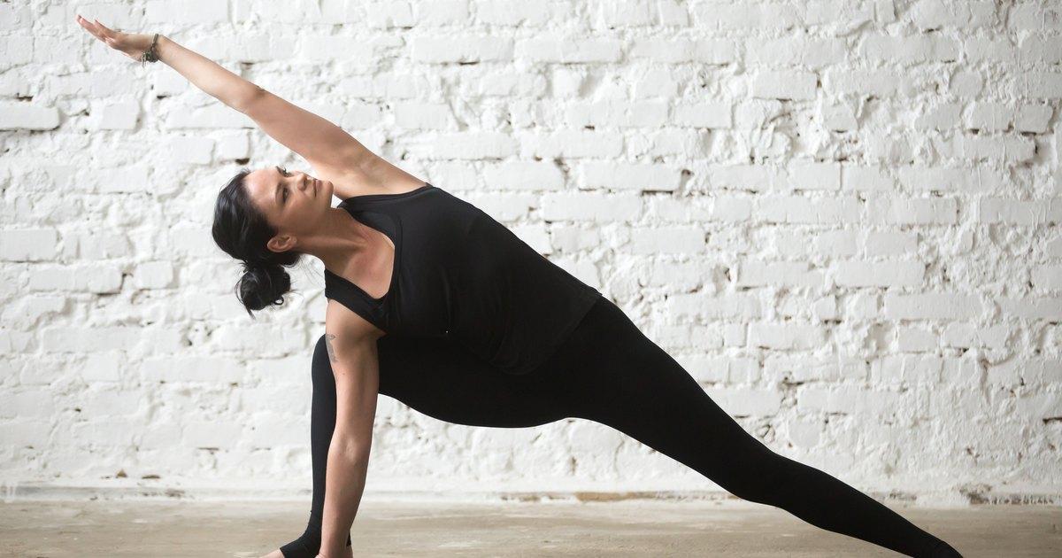 How to Improve at Bikram Yoga Poses | LIVESTRONG.COM