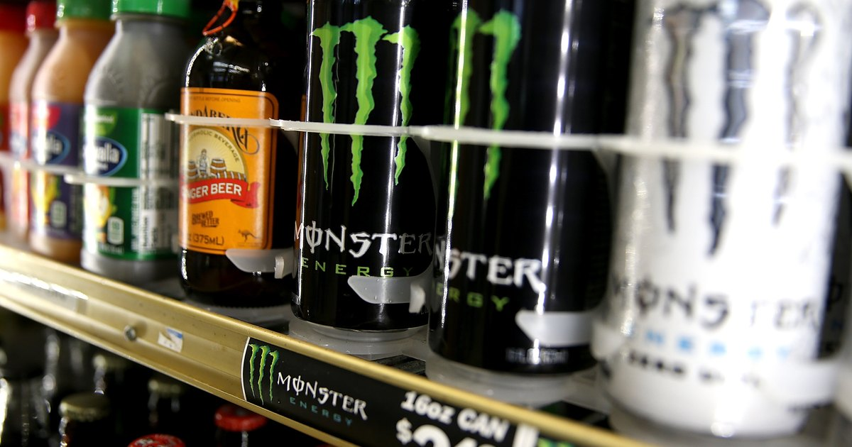 The Dark Side of Energy Drinks