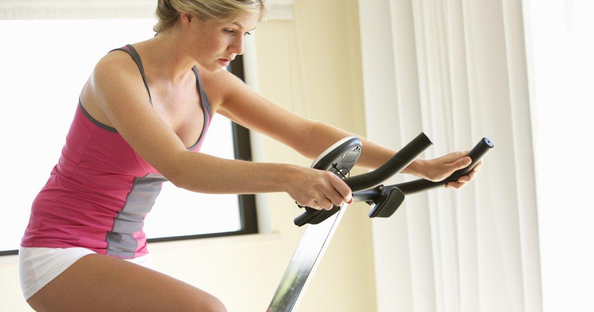 Как похудеть с помощью велотренажера :: JustLadyru