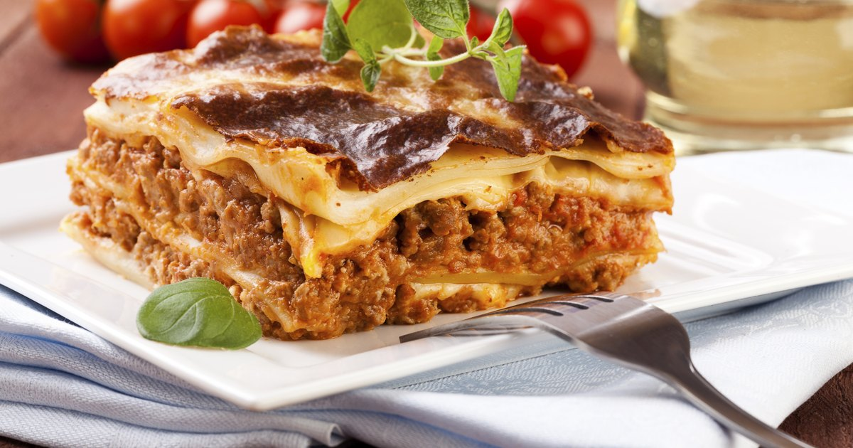 How To Reheat Lasagna In The Oven Livestrong Com