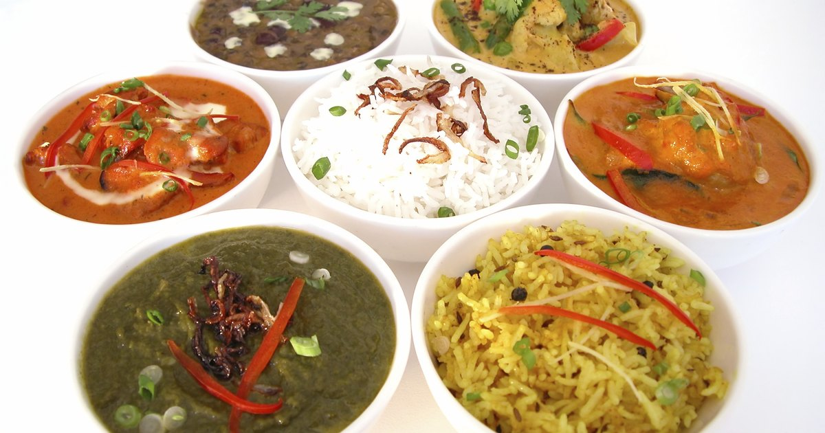 A balanced indian diet livestrong com for Articles on indian cuisine