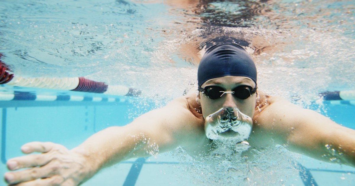 A Swimming Workout Routine For Men Livestrong Com