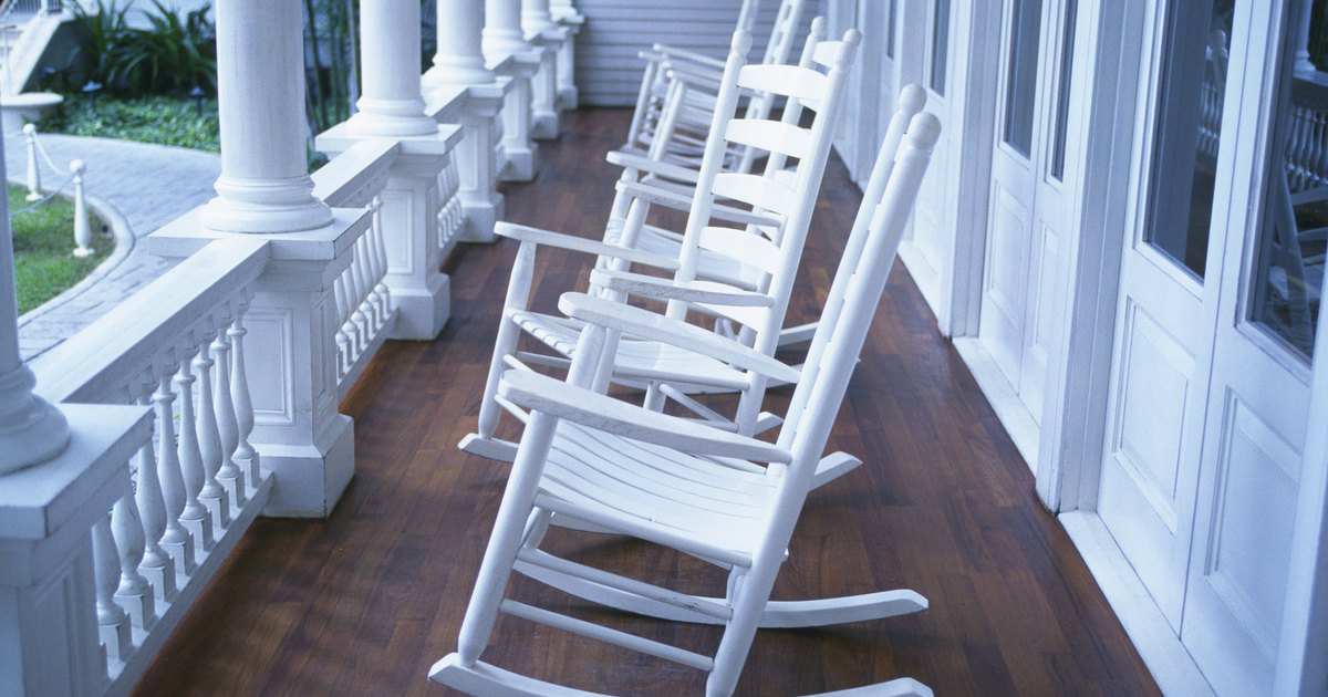 What Are The Health Benefits Of A Rocking Chair