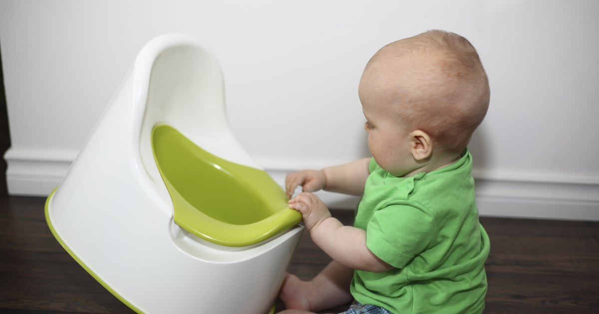 how to toilet train a baby