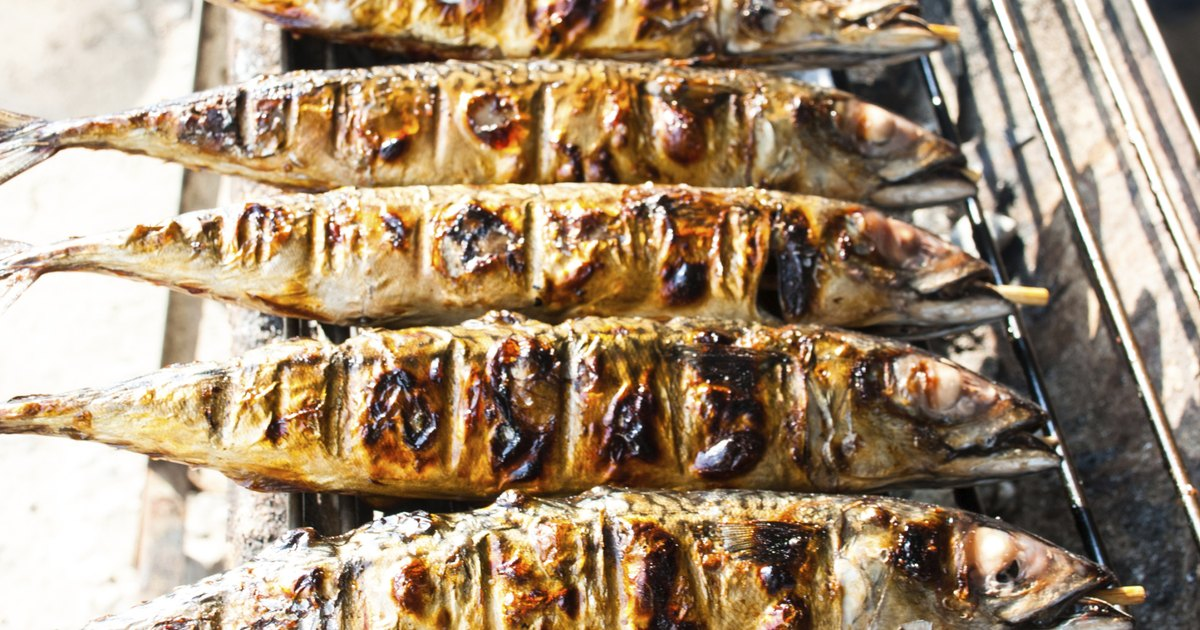 Nutrition information for beach cliff sardines for Beach cliff fish steaks