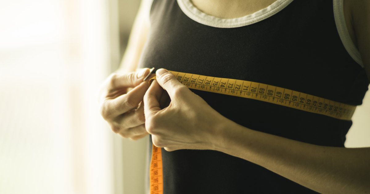 How to Lose Breast Fat Fast | LIVESTRONG.COM