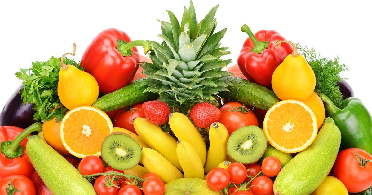 Fruits & Vegetables That Boost Metabolism   LIVESTRONG.COM