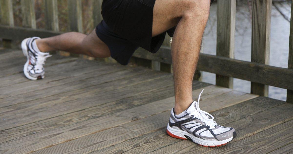 Leg Exercises for Men at Home | LIVESTRONG.COM