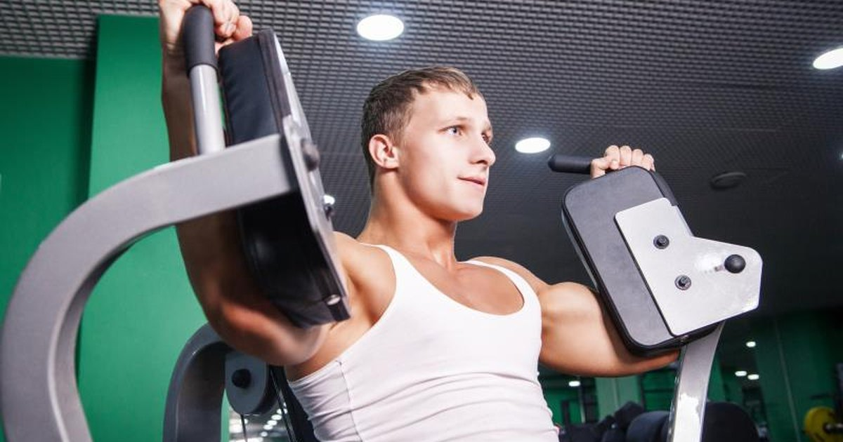The Best Lower Chest Exercises Livestrong