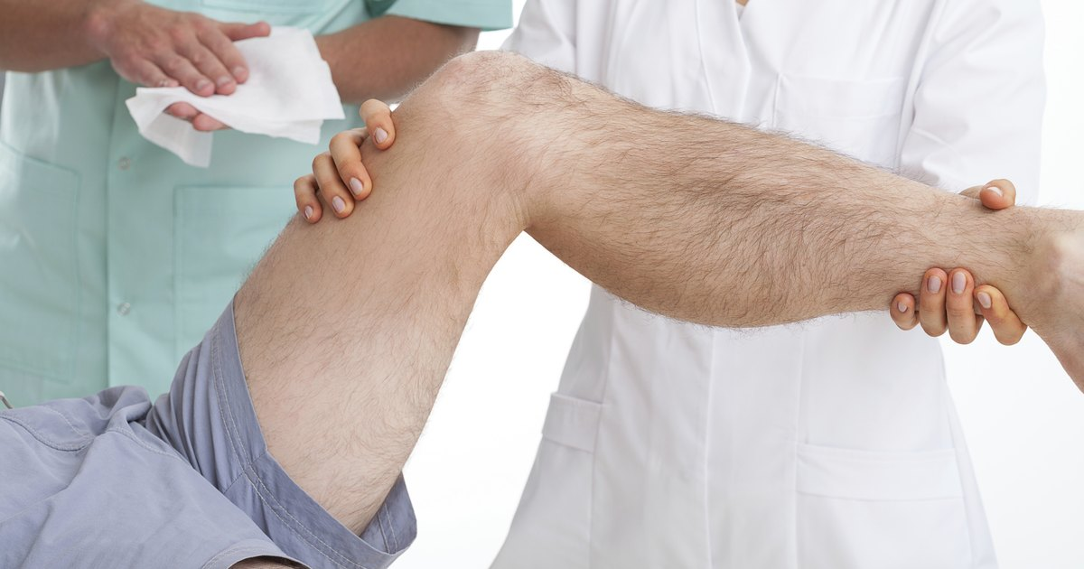 Leg Muscle Stiffness From Chemotherapy | LIVESTRONG.COM
