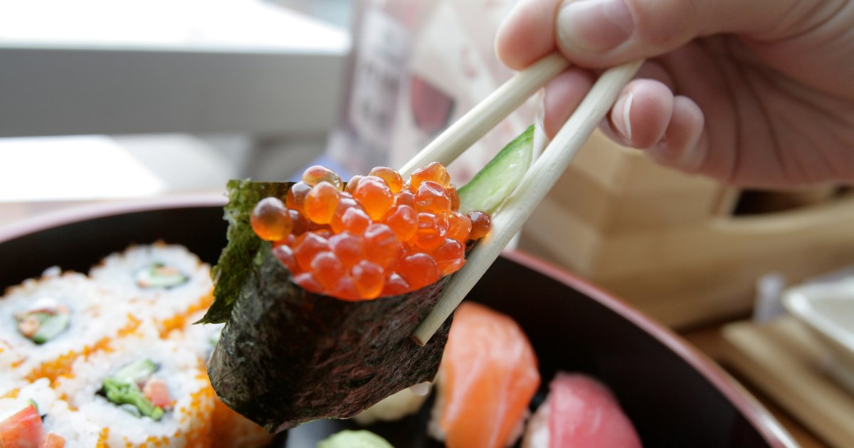 can i eat fish eggs while nursing  livestrong