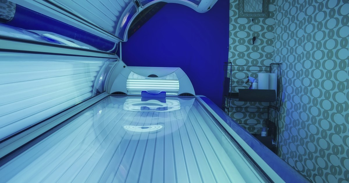 Tanning Bed Time Calculator