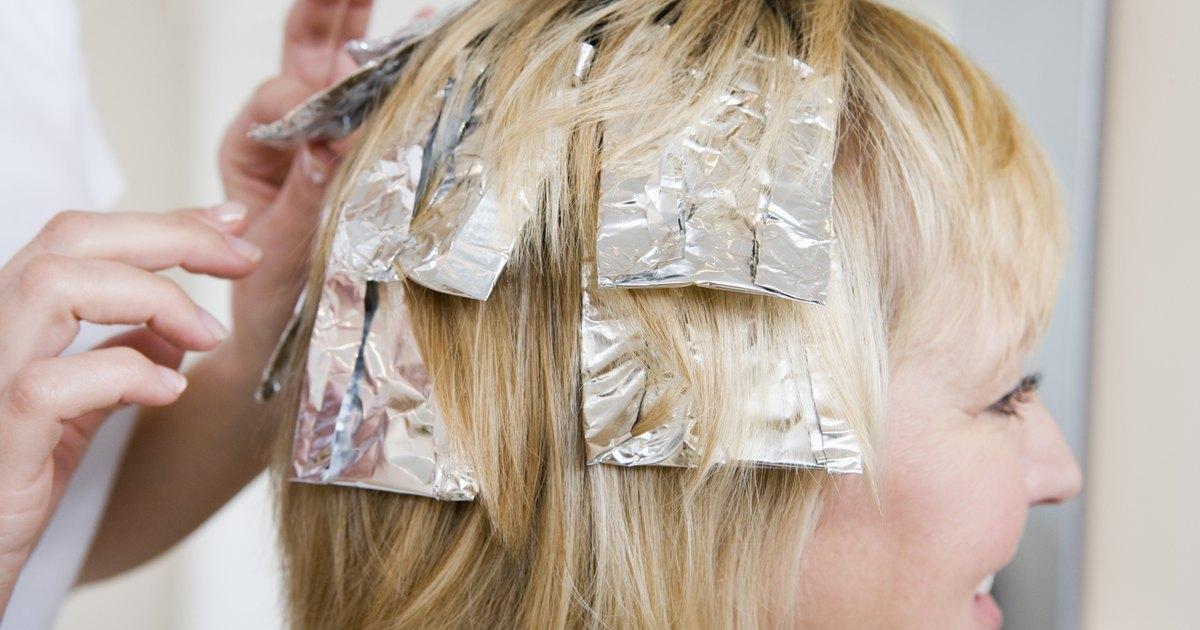 Смесь для мелирования волос