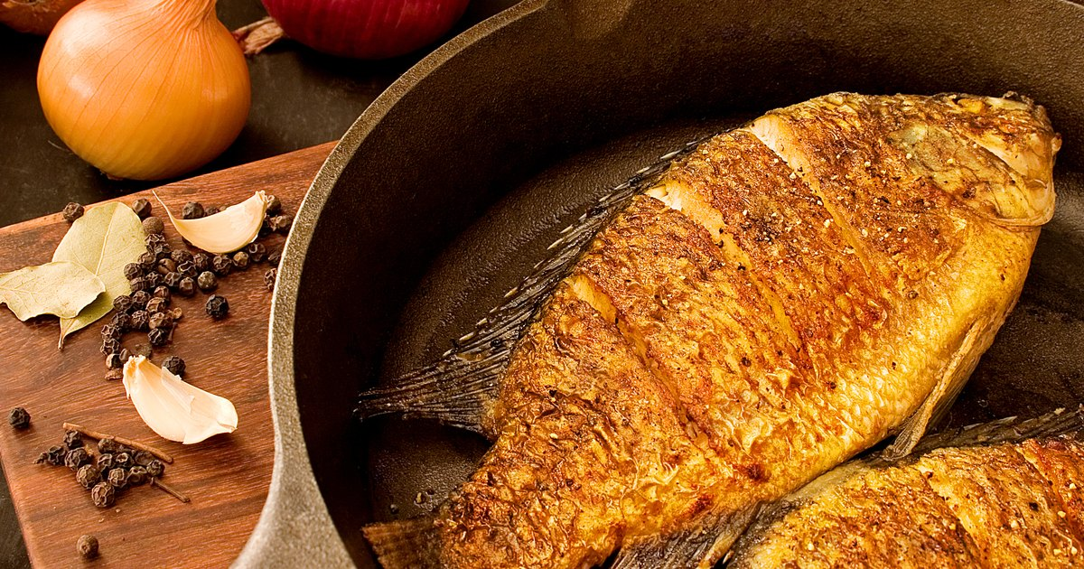 How to make tilapia on a stove with olive oil livestrong com for Frying fish in olive oil