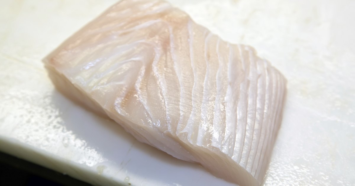 How to Cook a Halibut in Tinfoil in the Oven | LIVESTRONG.COM