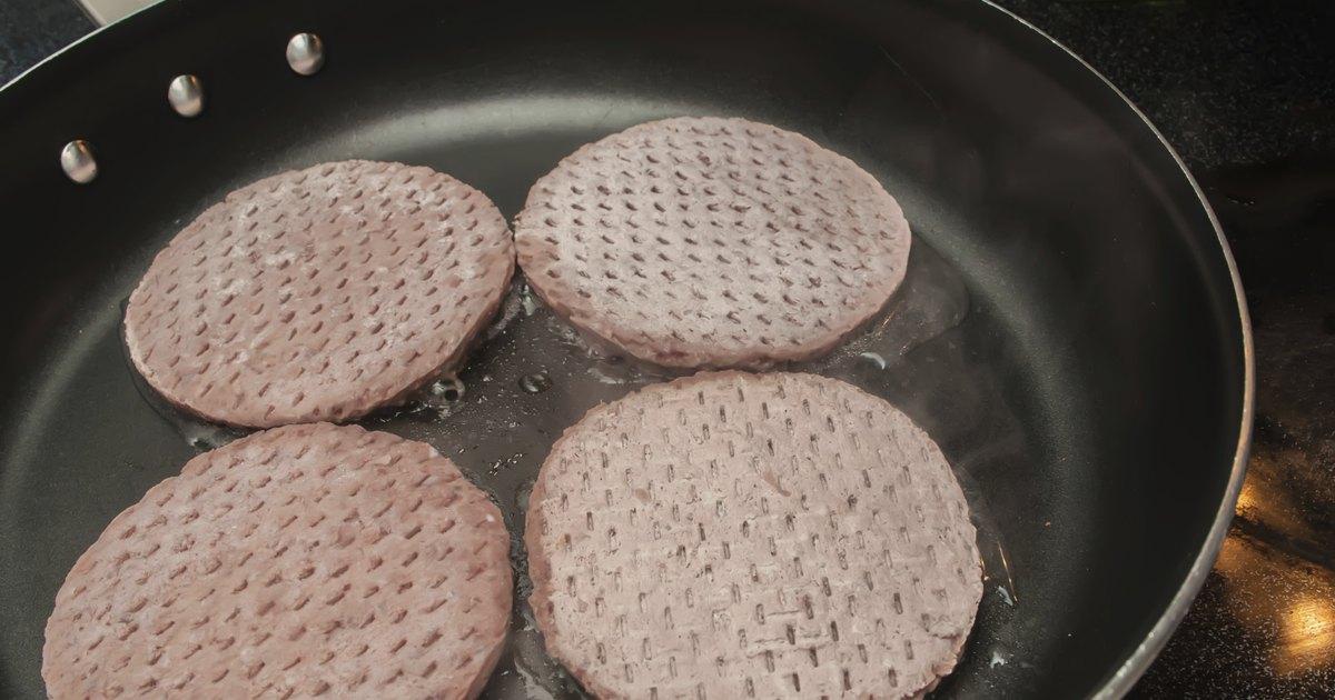 How To Cook Frozen Beef Patties In A Frying Pan