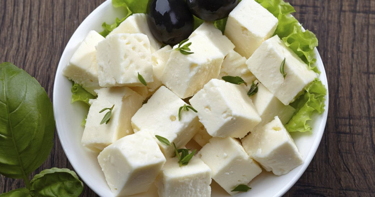 feta cheese images nutrition of goat cheese vs feta cheese livestrong com 4924