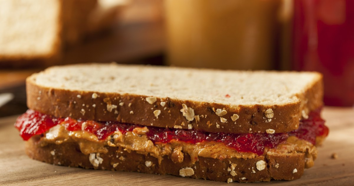Peanut Butter And Jelly Diet Food