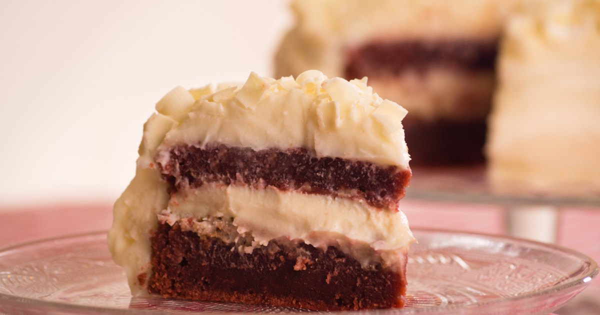Nutritional Information Slice Of Cake