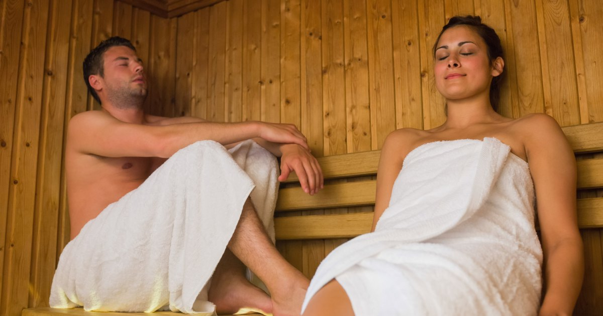 How to improve skin health while in the steam room