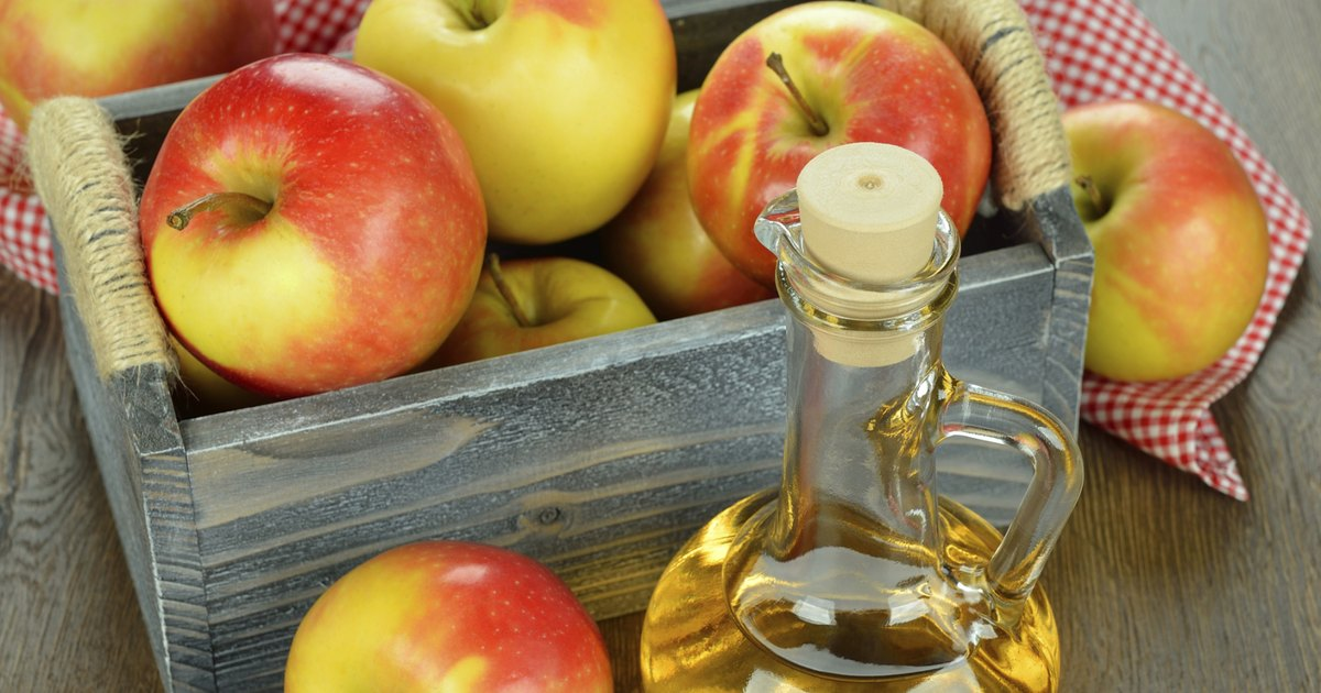 Apple Cider Vinegar as a Kidney Infection Cure