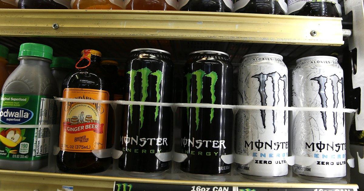 Monster Energy Drink Recipes