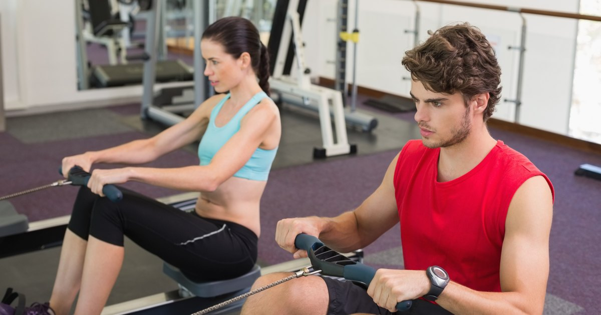 Is A Rowing Machine For Strength Training Livestrong Com