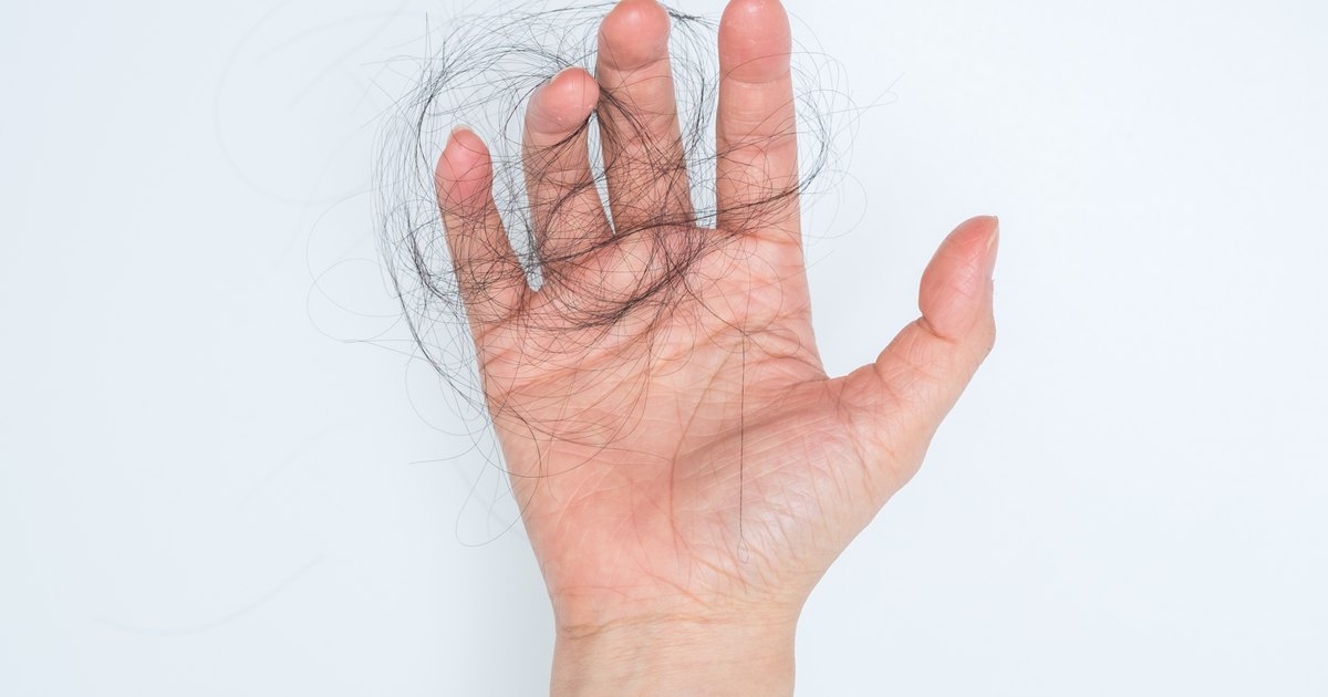 why does diabetes cause hair to fall out