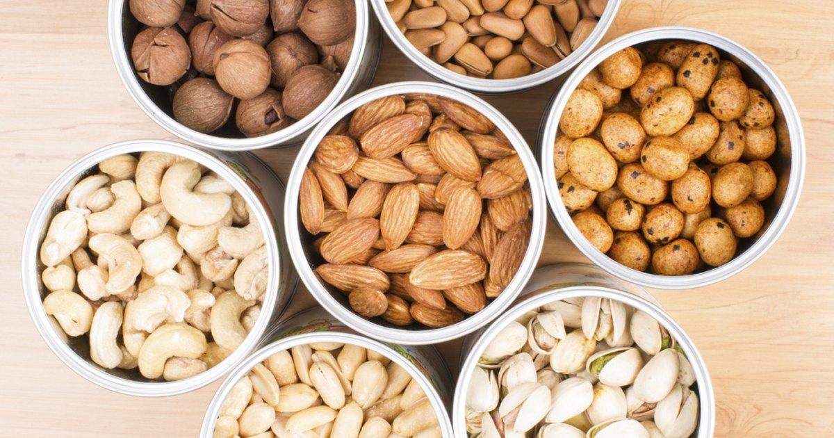 Atkins diet almonds