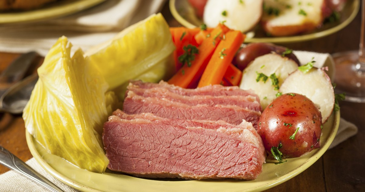 How to Cook Corned Beef Fat Side Down or Fat Side Up ...