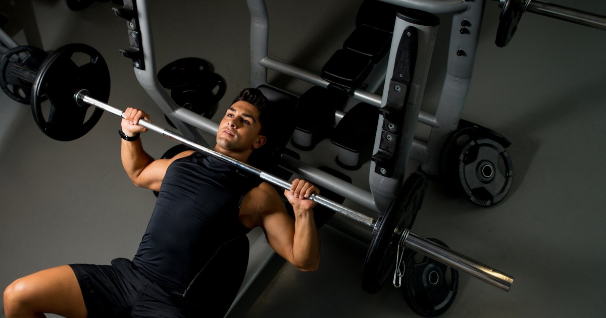 Full-Body Gym Workout for Men