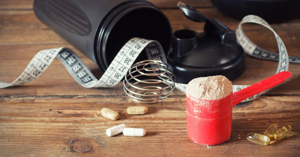 Women's Whey Protein Shake Diet Plan | LIVESTRONG.COM