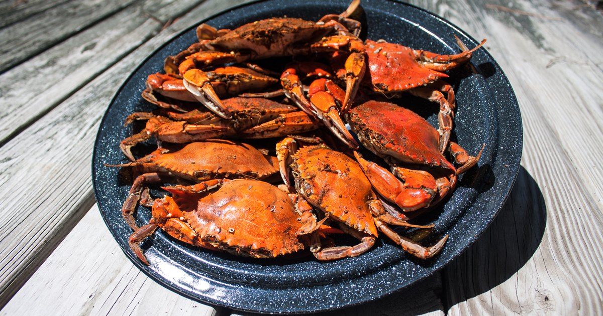 Information on blue crab fishing in louisiana livestrong com for Blue crab fishing