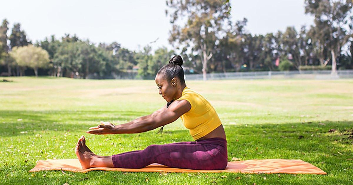 9 Yoga Poses for Period Cramp Relief