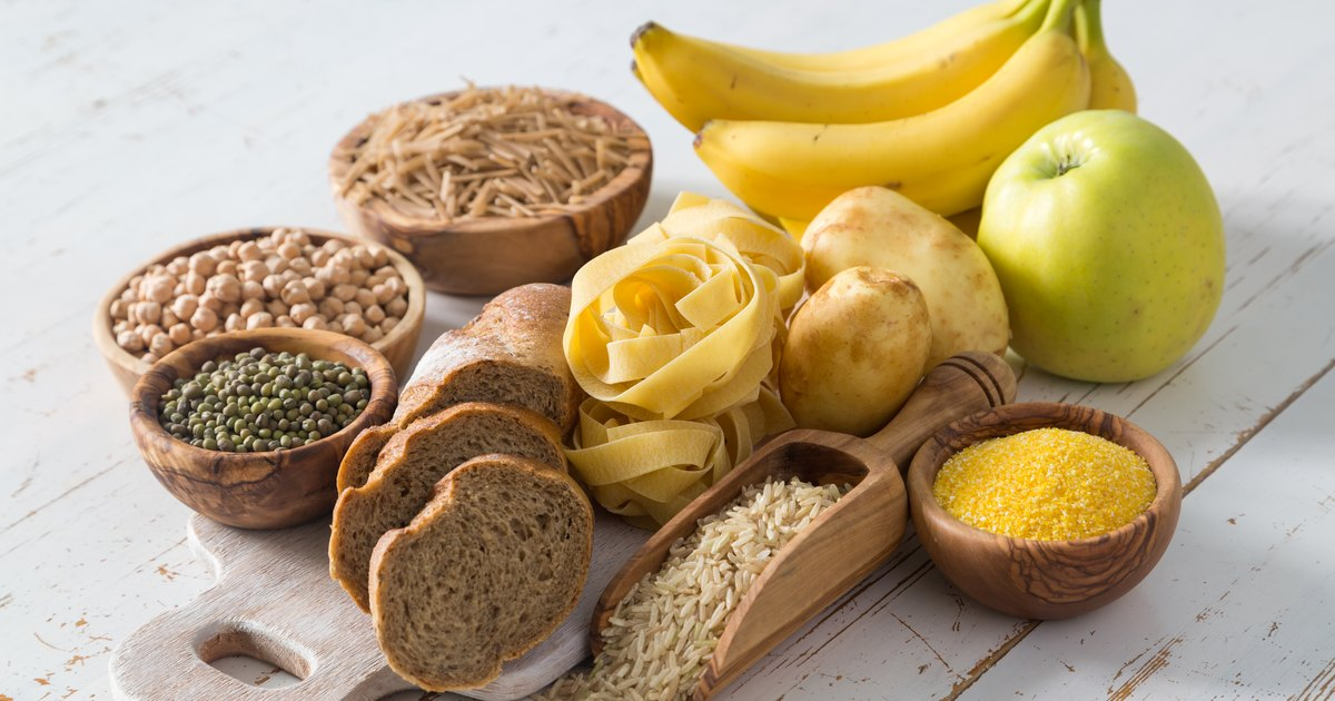 What Are The 3 Types Of Carbohydrates