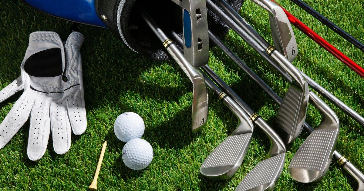 Top 10 Golf Club Brands | LIVESTRONG.COM