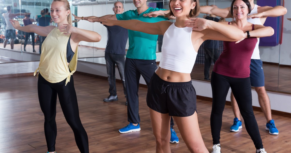 How Long Is the Zumba Cardio Workout? | LIVESTRONG.COM