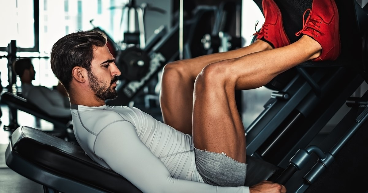 The Importance Of Working Out Your Legs Livestrong Com