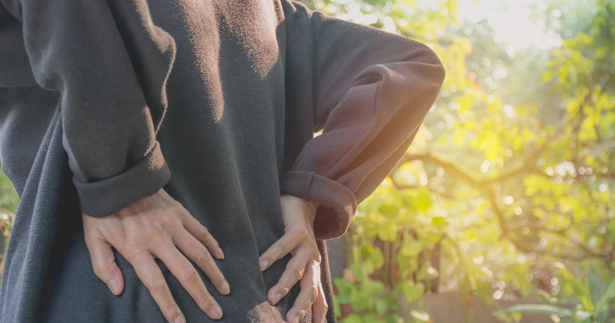 Causes Of Lower Left Side Abdominal And Back Pain Livestrong