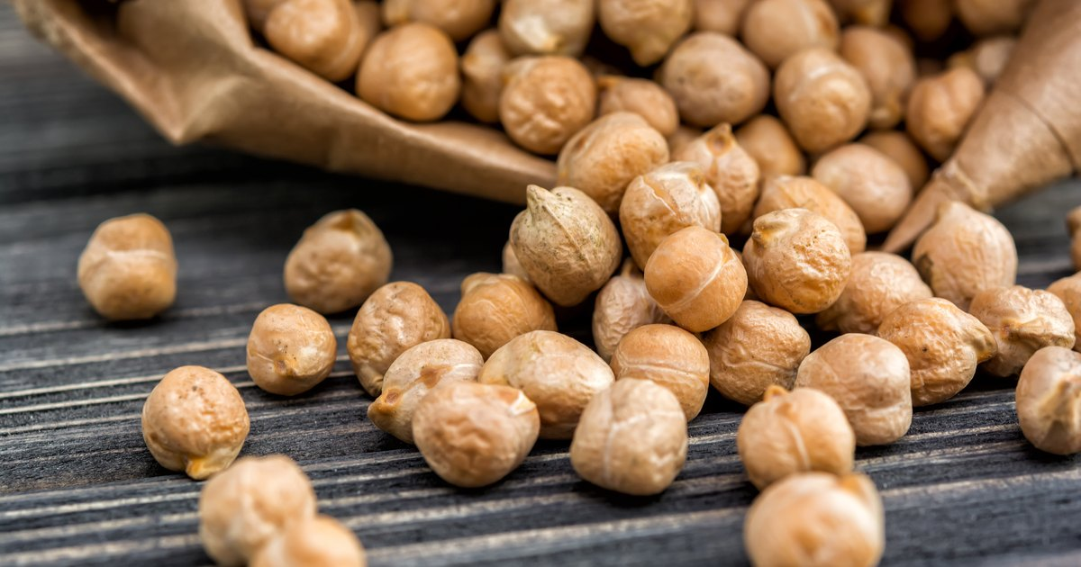 Cooking Chickpeas in a Slow Cooker With Baking Soda