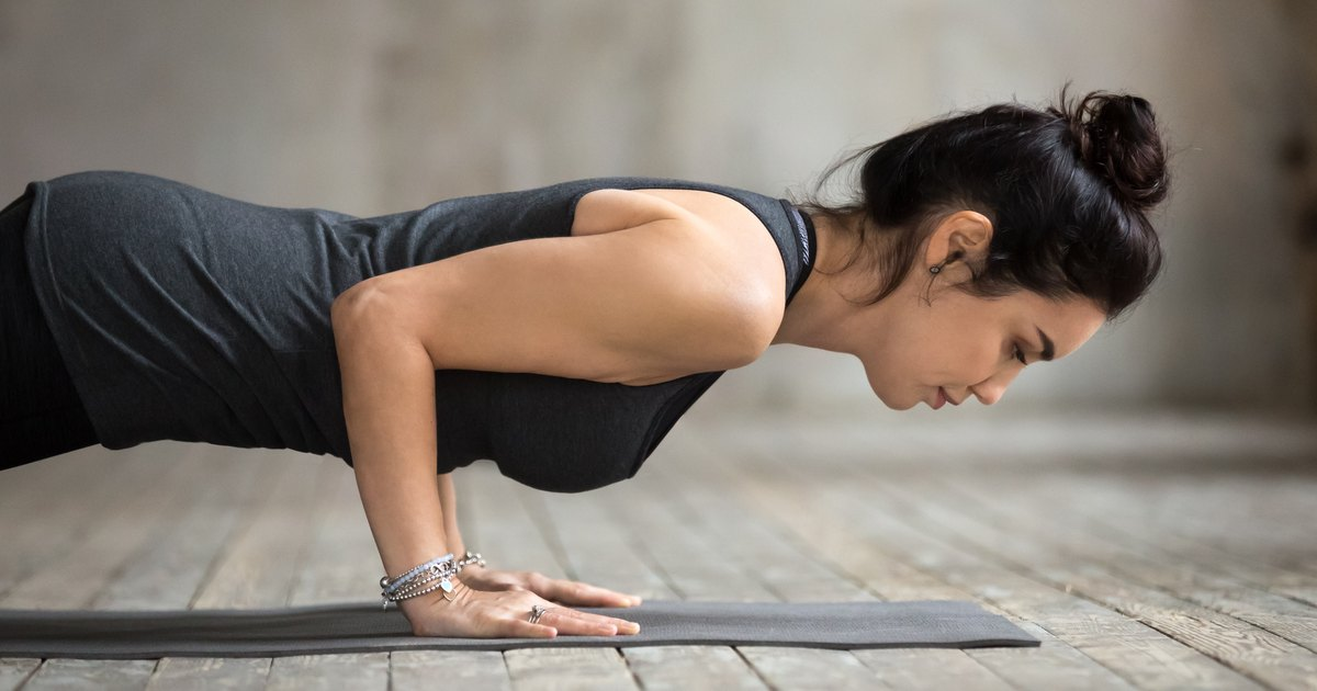 Yoga for Flabby Arms
