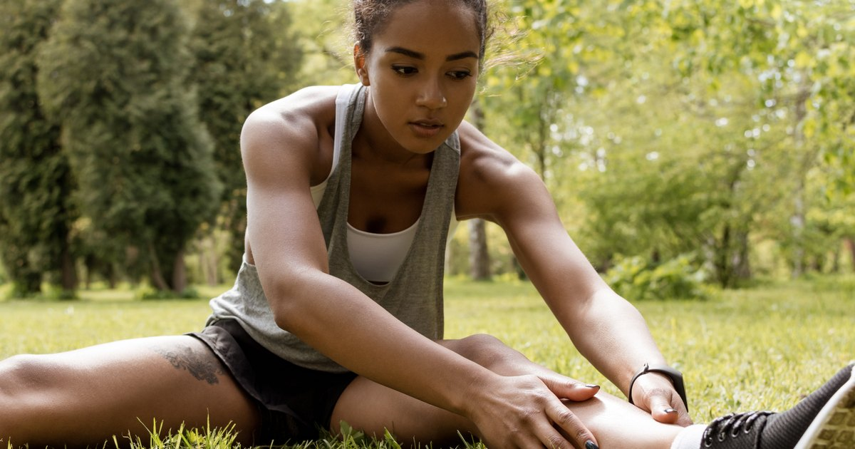 How to Strengthen Legs With Bad Knees